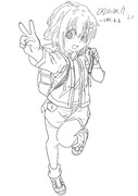 【描画】雪村葵两则(其二)