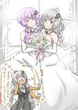 「ユカリさんとお揃いのドレスを着たい勢!」2/3