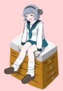 同級生の妖夢ちゃん