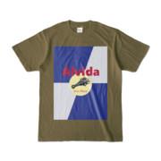 Tシャツ | オリーブ | Alvida_ENERGY☆Bull