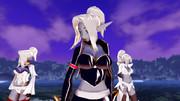 【MMDリネ2】「それでは、DE姉さん3人でBREEZEです。どうぞっ。」