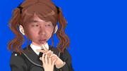中多紗江先輩BB