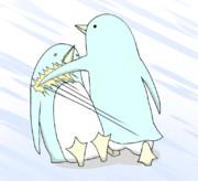 ラリアットペンギン