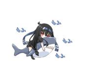 サメしもふもふ