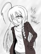 輝子ちゃん誕生日おめでとう!