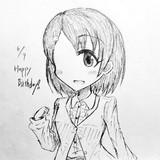 ちえちゃん誕生日おめでとう!
