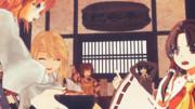 【第13回東方ニコ童祭】天狗ってどこにでも湧くのね