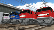EF510電気機関車