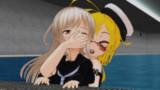 駆逐艦が不利な状況