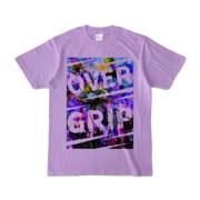 Tシャツ | ライトパープル | OverGrip巻いてますか?