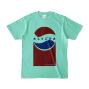 Tシャツ | アイスグリーン | Alvida_Cola☆Drink