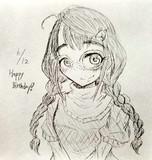 おぐやまちゃん誕生日おめでとう!