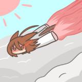袖に溜めた龍気エネルギーで空を飛べるようになったアグネスタキオン