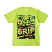 Tシャツ | ライトグリーン | OverGrip巻いてますか?