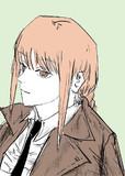 マキマさんとスーツ