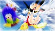 【第13回東方ニコ童祭】幻想郷最速の私が責任を持って貴方を神社に