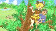 【第13回東方ニコ童祭】サイダー色した夏の雲