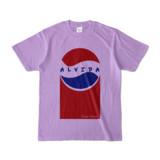 Tシャツ | ライトパープル | Alvida_Cola☆Drink