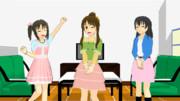 【MMDモデル配布】高森藍子。