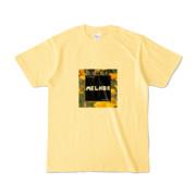 Tシャツ   ライトイエロー   MELHOR☆Flower_Square