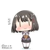 羽黒 艦これワンドロ 210614