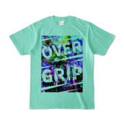 Tシャツ | アイスグリーン | OverGrip巻いてますか?
