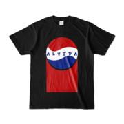 Tシャツ | ブラック | Alvida_Cola☆Drink