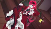 トリ子とワイン【Fate/MMD】