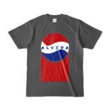 Tシャツ | チャコール | Alvida_Cola☆Drink