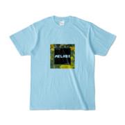 Tシャツ | ライトブルー | MELHOR☆Flower_Square
