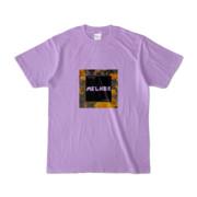 Tシャツ | ライトパープル | MELHOR☆Flower_Square