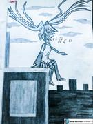 Miku Diva Type-01 Singing Harmony Rooftop