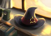 アッコ組の誰かの帽子