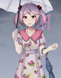 傘忘れて迎えに来られたい願望