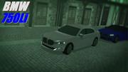 【MMDモデル配布あり】BMW 750Li