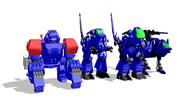 ブルー小隊