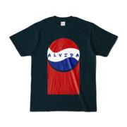Tシャツ | ネイビー | Alvida_Cola☆Drink
