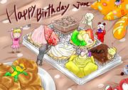 いい大人達の皆さん誕生日おめでとうございます!