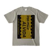 Tシャツ   シルバーグレー   Alvida_COFFEE☆Sweet
