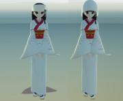 日本鬼子花嫁衣裳を配布しました