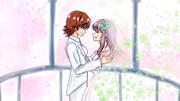 みおちえりの結婚式と別れ