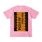 Tシャツ   ピーチ   Alvida_COFFEE☆Sweet