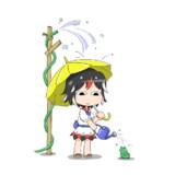 空梅雨に反逆するも「それ普通に梅雨じゃね?」と言われ方向性を見失う鬼人正邪