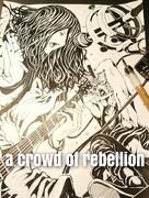 a crowd of rebellion - 小林亮輔・宮田大作 - 邦ロックファンアート