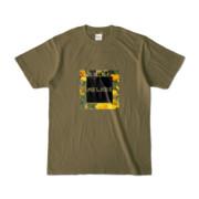 Tシャツ | オリーブ | MELHOR☆Flower_Square