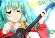 ギター833姉貴