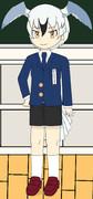 ヒメクビワカモメ (小学校の制服)