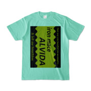 Tシャツ   アイスグリーン   Alvida_COFFEE☆Sweet