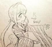 よしのん誕生日おめでとう!