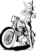 ウオッカさん、バイクを買う(?)(SS込み)